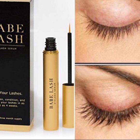7947cac0a8a Babe Lash Makeup | Love Your Lashes Eyelash Serum 2ml | Poshmark